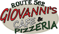 Giovanni's 562 Cafe  & Pizzeria Boyertown, PA